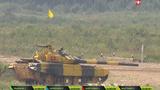 Video: Việt Nam lại phá kỷ lục giải đua xe tăng quốc tế Tank Biathlon 2018