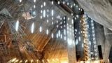 Video: Khám phá công viên ngầm trong mỏ muối lâu đời nhất thế giới ở Rumani