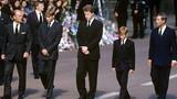Hành động khó hiểu của bố chồng Công nương Diana trong đám tang con dâu