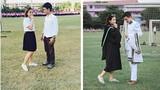 Cặp 9X Thái Lan yêu nhau từ thời cấp 2 đến khi tốt nghiệp đại học