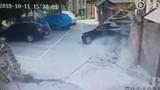 Video: Pha đỗ xe gây thiệt hại nhất năm của nữ tài xế