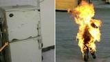 """4 sai lầm """"chí mạng"""" khiến tủ lạnh có nguy cơ nổ tung như bom"""