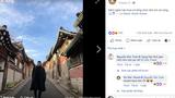 Đăng ảnh thả thính tại Hàn Quốc, Văn Thanh nhận kết đắng từ đồng đội