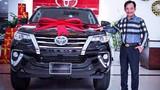 Quang Tèo một năm đổi 2 xe ô tô tiền tỷ để chơi Tết