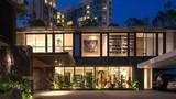 """Choáng ngợp thiết kế nhà như trong phim """"Con nhà siêu giàu châu Á"""""""