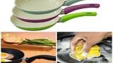 Lý do sốc không nên rửa chảo chống dính ngay sau khi nấu