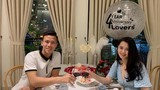 Quế Ngọc Hải bị vợ đăng ảnh 'dìm hàng' trước trận đấu với Thái Lan