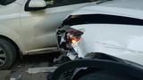 Video: Hãi hùng CX5 hóa 'xe điên', tông loạt xe máy khi băng qua đường