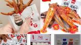 'Đồ nhậu' Trung Quốc bán đầy trên 'chợ mạng'