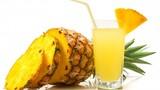 Những lợi ích tuyệt vời của quả dứa đối với sức khỏe
