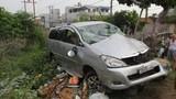 Video: Khoảnh khắc ôtô bị xe lửa tông khi băng qua đường tại Phú Yên