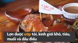 Video: Thòm thèm đặc sản lợn nướng nguyên con trên than hồng