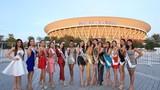 Dàn hoa hậu Philippines nóng bỏng gây 'náo loạn' lễ khai mạc SEA Games 30