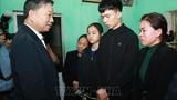 Video: Bộ trưởng Tô Lâm đến thăm hỏi gia đình chiến sĩ hy sinh ở Đồng Tâm