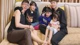 Long Nhật hiếm hoi khoe ảnh các con với nhan sắc toàn cực phẩm