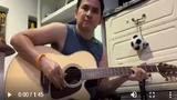 Video: Kiatisak hát bài 'Hãy về đây bên anh'