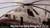 Video: Tự chế máy bay trực thăng, ván trượt trên không tại nhà