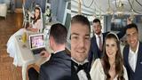 Chú rể bị cộng đồng mạng chỉ trích vì chơi game trong hôn lễ