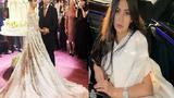 Cuộc sống của cô dâu mặc váy 14 tỷ trong đám cưới khủng