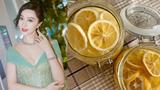 Loại nước uống giúp Phạm Băng Băng giảm cân