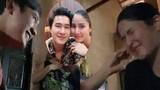 Thảo Trang cùng chồng kém tuổi đùa giỡn cực lầy ngay phim trường