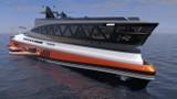 Siêu du thuyền cá mập trị giá 550 triệu USD