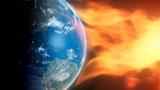 Bão Mặt trời đang hướng thẳng đến Trái đất