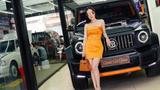 Mỹ nhân Việt đầu năm được chồng tặng hẳn siêu xe 13 tỷ