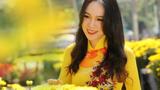 """Con gái Á hậu Trịnh Kim Chi càng lớn càng """"lột xác"""""""