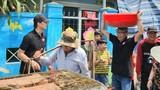 MC Lại Văn Sâm tuổi 64: Đội chậu muối giúp bà con vùng quê nghèo