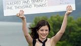 Trúng số 60 tỷ đồng từ năm 16 tuổi nhưng cô gái rơi vào cùng cực