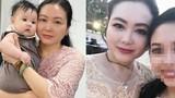 Ngoại hình trẻ đẹp ở tuổi 55 của mẹ ruột Hằng Túi