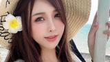 Hot girl Đài Loan khoe đến Mỹ tiêm vaccine bị chỉ trích dữ dội