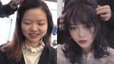 Thợ cắt tóc giúp các cô gái lột xác thành mỹ nữ vạn người mê