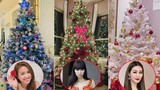 Sao Việt và hội nghiện nhà gợi ý cách trang trí cây thông Noel