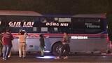 Tái diễn ném đá xe khách trên đường Hồ Chí Minh