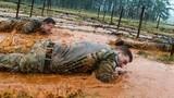 Chùm ảnh: Binh sĩ Mỹ khổ luyện rèn quân trong môi trường khắc nghiệt