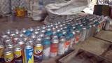 Kinh hoàng phát hiện 5 nghìn bình gas sang chiết lậu sắp xuất xưởng