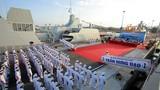 HQND Việt Nam chính thức biên chế hai chiến hạm Gepard 3.9