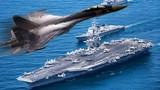 Nhóm tàu sân bay USS Carl Vinson đã tới Biển Đông