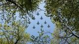 Những khoảnh khắc ấn tượng của không quân Nga trước thềm lễ duyệt binh