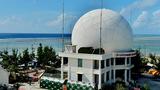 """Cận cảnh lớp """"áo giáp"""" bảo vệ không thể thiếu của dàn radar biển đảo Việt Nam"""