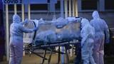 """Video: Hình ảnh trong bệnh viện tuyến đầu Italia quá tải đến mức """"vỡ trận"""""""