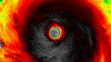Siêu bão mạnh nhất năm đang tiến về Đông Á