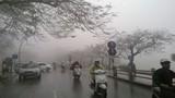 Thời tiết hôm nay 25/3: Hà Nội mưa dông, trời chuyển rét