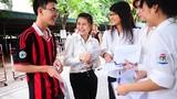 Sáu trường đại học công bố điểm thi
