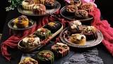 Bánh Trung thu nghệ thuật đẹp lung linh, bán cả nghìn chiếc mỗi ngày