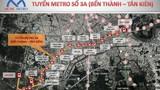 TP HCM sẽ có tuyến metro thứ 3 gần 68.000 tỷ đồng