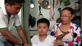 Tết buồn cháu bé bị cắt chân, mất cha mẹ vì TNGT