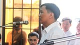"""Ảnh """"nóng"""" phiên tòa xét xử CSGT Đồng Nai bắn chết cấp trên"""